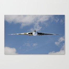 Vulcan XH558 Canvas Print
