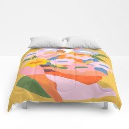 Self Love No.1 Comforters