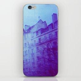 Chateau & Flowers iPhone Skin