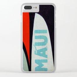 Maui Clear iPhone Case