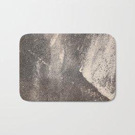 Sandpaper Attrition Rubbing Texture Bath Mat