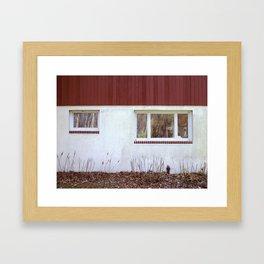 Mama Moh Framed Art Print