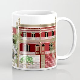 Sydney Terrace Houses Coffee Mug