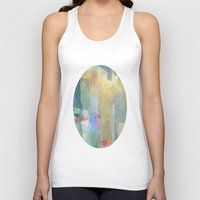 pastel Tank Tops featuring pastel by munich