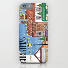Special Edition Holiday Print: Merry Christmas by Charlotte Vallance iPhone 6s Slim Case
