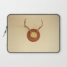 Warm Antler Laptop Sleeve