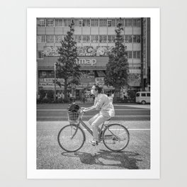 Tokyo - Japan Art Print