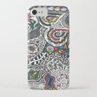jay fleck iPhone & iPod Cases featuring jay by Anouki Art