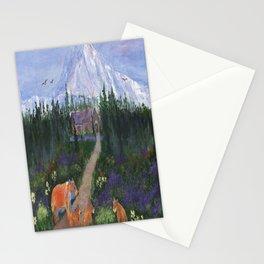 Denali Stationery Cards