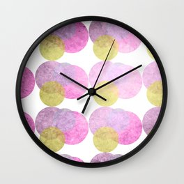 Bubble Bobble Wall Clock
