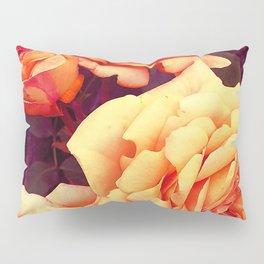Dzeltenā roze Pillow Sham