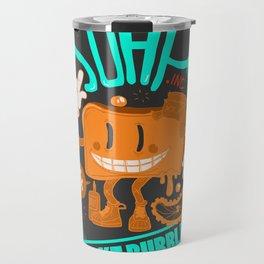 Soap make bubbles Travel Mug