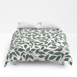 Foliage. Comforters