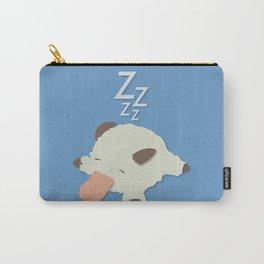 Sleepy Poro Carry-All Pouch