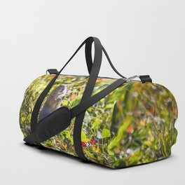 Breakfast on the Grass Duffle Bag