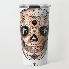 Skull 1 Travel Mug