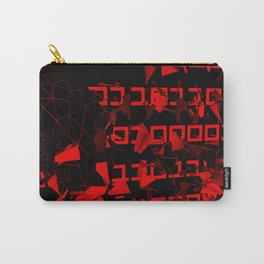 Zero'd Carry-All Pouch