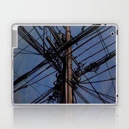 wires 02 Laptop & iPad Skin