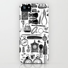 Domestics iPhone Case