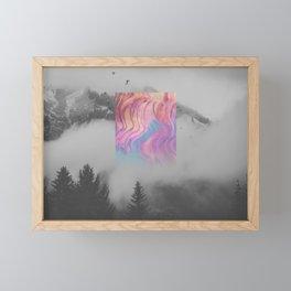 SILKY Framed Mini Art Print