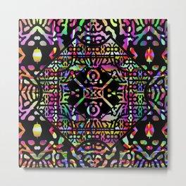 Colorandblack series 738 Metal Print