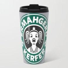 Ermahgerd, Kerfer! Travel Mug