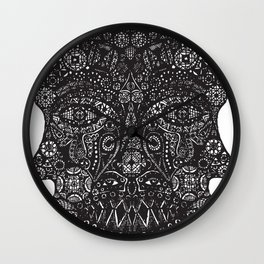 The Face Wall Clock