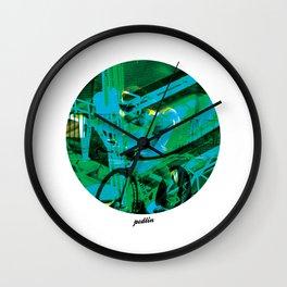 Astana Colours Wall Clock