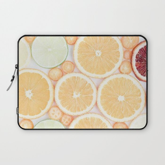Slices Of Summer Laptop Sleeve