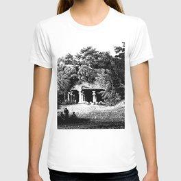 ENTRANCE to ELEPHANTA CAVES T-shirt
