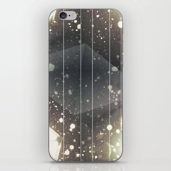 Light Space iPhone & iPod Skin