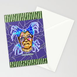 Bwilly Bwightt's Circus TM Member - Nosy Mertle  Stationery Cards