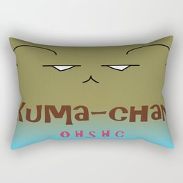 Kuma-chan (Ouran High School Host Club) Rectangular Pillow
