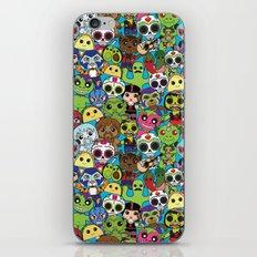 Studio Longoria Creatures iPhone & iPod Skin
