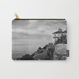 Home on the Irish Coast in Howth Ireland Carry-All Pouch