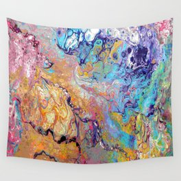 Cremecycle Wall Tapestry