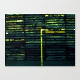 Oi Canvas Print
