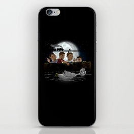 Stand By E.T. iPhone Skin