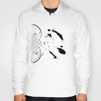 radio Hoodies featuring Radio Frequency by Angela Pesic