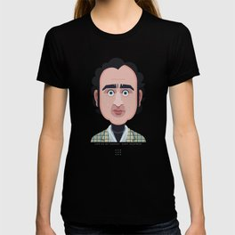 Comics of Comedy: A N D Y Kaufman T-shirt