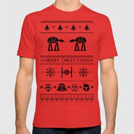 May the Christmas Spirit be with you. T-shirt