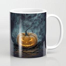 Halloween Pumpkin Coffee Mug