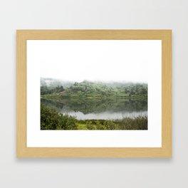 The Lost Coast, CA #3 Framed Art Print