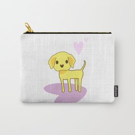 Lilah the Lab Carry-All Pouch