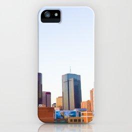 Dallas iPhone Case