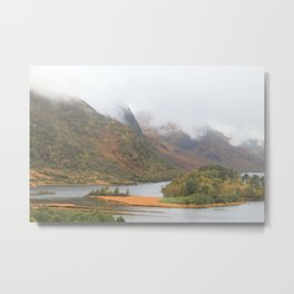 all nothings only our hugest home Metal Print