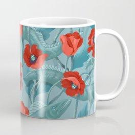 Barracuda - Aqua version Coffee Mug