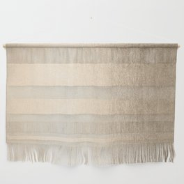 White Gold Sands Wall Hanging
