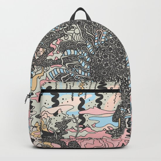 PARTY MASK Backpack
