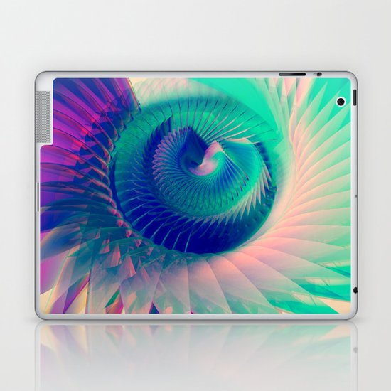 Abstract Wing Laptop & iPad Skin